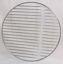 "Brinkmann Smokeshop Replacement 15.5"" Crome Grill Grate Round Smoker Vertical"