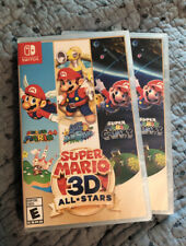 Super Mario 3D All-Stars - Nintendo Switch - BRAND NEW and SEALED - 2 COPIES
