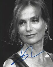 ACTRESS ISABELLE HUPPERT SIGNED AMOUR MOVIE 8X10 PHOTO A W/COA THE PIANO TEACHER