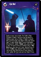 Epic Duel FOIL [Near Mint/Mint] REFLECTIONS I star wars ccg swccg