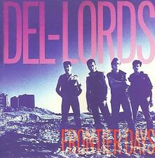 FREE US SHIP. on ANY 3+ CDs! NEW CD Del-Lords: Frontier Days