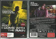 I COME WITH THE RAIN JOSH HARTNETT MUSIC BY RADIOHEAD THRILLING NEW DVD