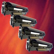 4 Toner Q2612X for HP LaserJet 1020 3050 1022 1022NW