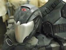 Custom made painted Cobra Commander helmet Costume Cosplay GI Joe movie replica