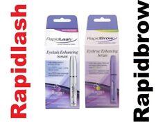 NEW IN BOX!!! RapidLash Eyelash Serum 3ml & Rapidbrow Eyebrow Serum 3ml Set