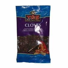 TRS Finest Authentic Cloves 50g Curry Vegetable Meat Lentils Rice Fish Masala
