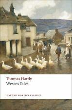 Wessex Tales by Thomas Hardy (English) Paperback Book Free Shipping!