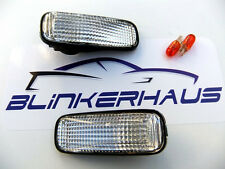 HONDA CIVIC COUPE LEGEND PRELUDE CR-V HR-V TYPE CLEAR FENDER SIDE MARKERS LIGHTS