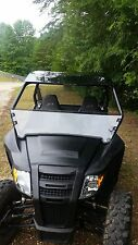 Arctic Cat Wildcat Trail,Sport Tinted Half Windshield - 1/4 Thick Polycarbonate