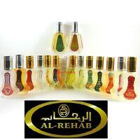 Al Rehab Perfume Spray Collection EDP Fragrance 11 Smell (1 x 35ml)