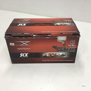 SCX 1:32 Scale Digital System Pit Box Racing Set #908