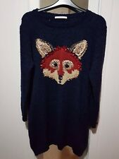 Sparkly Fox, Long Jumper, George Size 20.