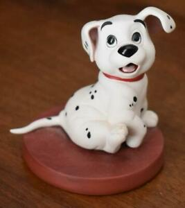 WALT DISNEY CLASSICS COLLECTION 101 DALMATIONS ROLLY I'M HUNGRY MOTHER BOX & COA