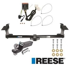 """Reese Trailer Tow Hitch For 11-17 Honda Odyssey Complete w/ Wiring and 2"""" Ball"""