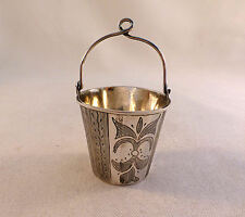 Russian? 84 Sterling Tea Strainer
