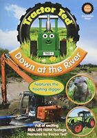 Tractor Ted Down at the River [DVD][Region 2]