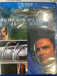 GENESIS II /PLANET EARTH (Warner Archive region free) Blu Ray
