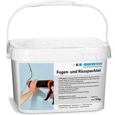 Orig. Ruberstein®  Rissspachtel, Mörtel für Riss, 10 kg gebrauchsfertig im Eimer