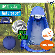 Portable Pop Up Outdoor Camping Shower Tent Toilet with CarryBag ozstock