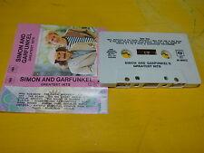 SIMON AND GARFUNKEL - K7 audio / Audio tape !!! GREATEST HITS !!!