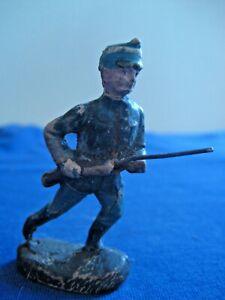 Soldier Old ELASTOLIN IN Composition ELASTOLIN