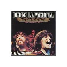 Creedence Clearwater Revival : Chronicle - 20 Greatest Hits New CD