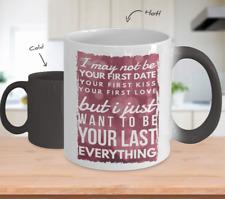 Magic Color Changing Coffee Mug For Wife Anniversary Mugs Husband Love Wife Cup