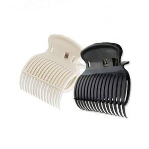 12pcs Hot Roller Clips Hair Curler Claw Clips Replacement Roller Clips for Women