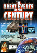 The Great Events of Our Century: Legacy / Into the Unknown (DVD) **New**