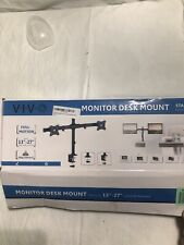 VIVO STAND-V002 Dual LCD LED Monitor Mount Stand