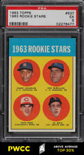 1963 Topps Pete Rose ROOKIE RC #537 PSA 5 EX (PWCC-A)
