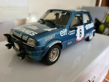 New ListingOt580 Otto Renualt 5 Alpine Groupe 2 Rally Car 1/18 Ottomobile 1397/2000 limited