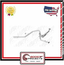 MBRP Ford F-150 Cat Back Dual Split Side T409 Stainless Steel 09-11 # S5212409 #