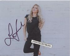 LINDSAY ARNOLD (DANCING WITH THE STARS SEASON ) SIGNED 8X10 COLOR PHOTO 3 PROOF