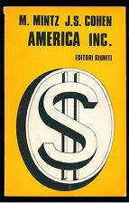 COHEN MINTZ AMERICA INC. EDITORI RIUNITI 1973 VENTESIMO SECOLO