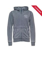 Bench Boys Bleached Hoody Navy RRP £45 NO RESERVE