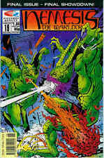 Nemesis the Warlock # 19 (John Hicklenton) (Fleetway Comics USA, 1991)