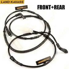 Front+ Rear Brake Pad Wear Sensor for BMW E81 E87 E90 E91 116i 120i 323i 325i