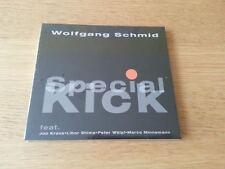 Wolfgang Schmid - Special Kick (Digipack CD Abum 2012) New & Sealed