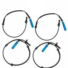 For BMW E53 X5 04-06 Set of 2 Front & Rear ABS Wheel Speed Sensors Febi Bilstein