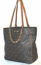 Michael by Michael Harper Large North South Signature Tote, Pre-owned $298