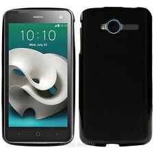 Étuis, housses et coques noirs Wiko en silicone, caoutchouc, gel pour téléphone mobile et assistant personnel (PDA)