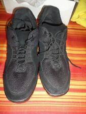 Very Fine Dancesport Dance Salsa Shoes Black Men's 14.5
