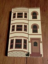 The Cat's Meow Village 1985 Series Iii Kalorama Guest House Cats Meow