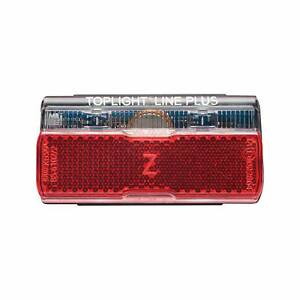 Bicycle Rear Dynamo Lights Busch+Müller Toplight Line And Line Brake PLUS