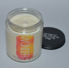 NEW BATH & BODY WORKS WONDER PINEAPPLE MANGO SCENTED CANDLE SINGLE WICK 7 OZ