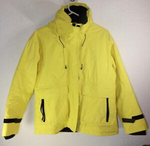 Adidas x Stella McCartney Recco Snow Ski Jacket Coat Sz Lg