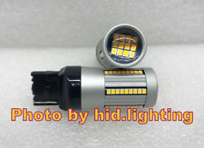 No Hyper Flash 25W Amber T20 7440 WY21W 1881 CANbus LED Bulbs Turn Signal Light