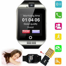 Screen Touch Bluetooth Smart Wrist Watch Phone For Samsung S7 S6 J3 Note 7 5 4 3