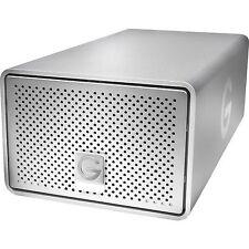 G-TECHNOLOGY - SILVER EMEA - 4TB USB3/eSATA/FW800- G-RAID - HARD DRIVE - 0G03241